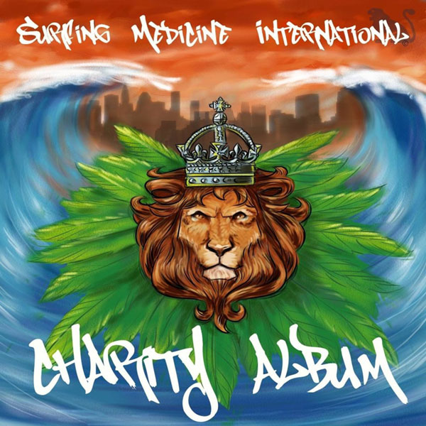 Surfing Medicine International Cahrity Album